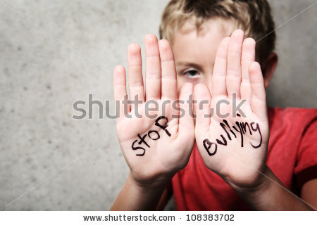 bullying - cover photo